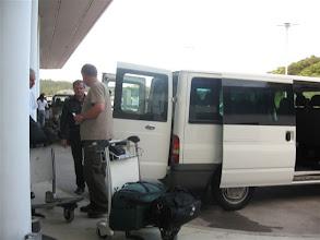 Photo: letiště Terceira