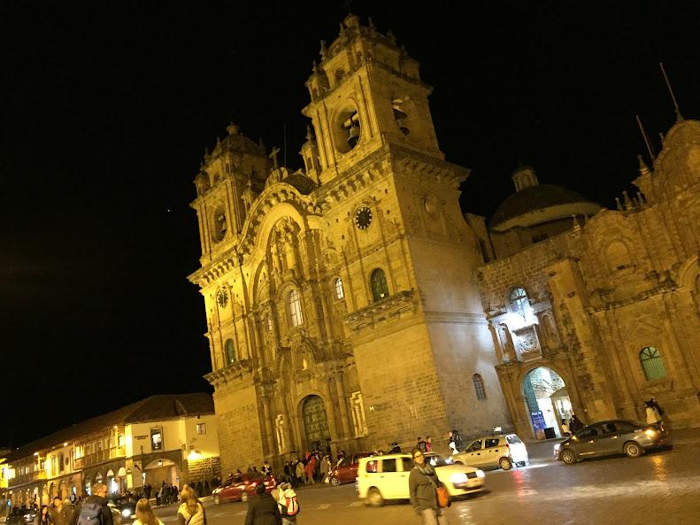 ラ・コンパーニャ・ヘスス教会