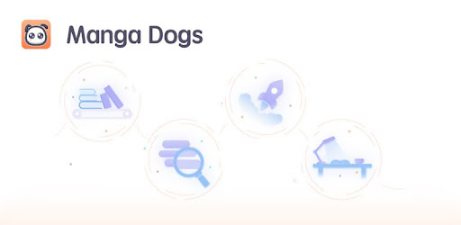 Manga Dogs app (apk) free download for Android/PC/Windows screenshot