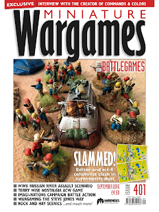 Miniature Wargames- screenshot thumbnail