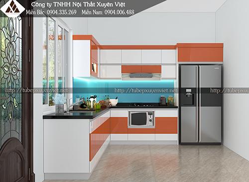 Cách chọn tủ bếp đẹp cho không gian bếp của gia đình bạn hình 2
