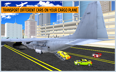 Airplane City Car Transporter 1.0 screenshot 1758569