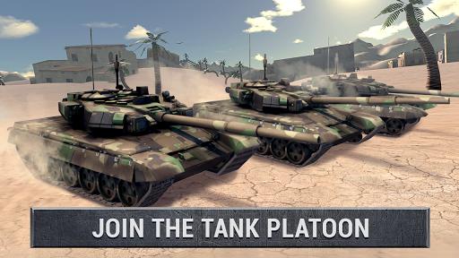 Tank Shooting Attack