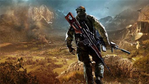 sniper 3d shooter- free gun shooting game screenshot 3