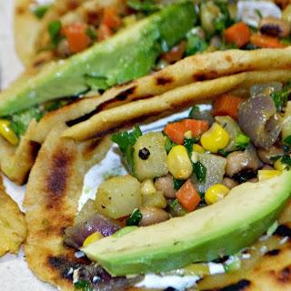 Spicy Chayote Picadillo