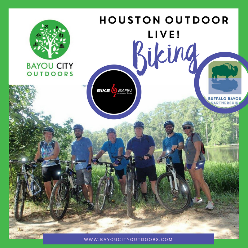 Houston Outdoor LIVE Biking