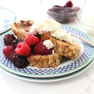 Healthy Baked French Toast Recipes