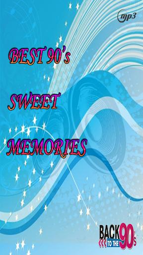 Best 90s Sweet Memories
