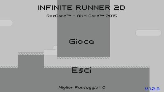 Infinite Runner 2D screenshot 0