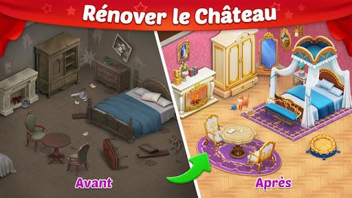 Castle Story: Puzzle & Choice  captures d'écran 1