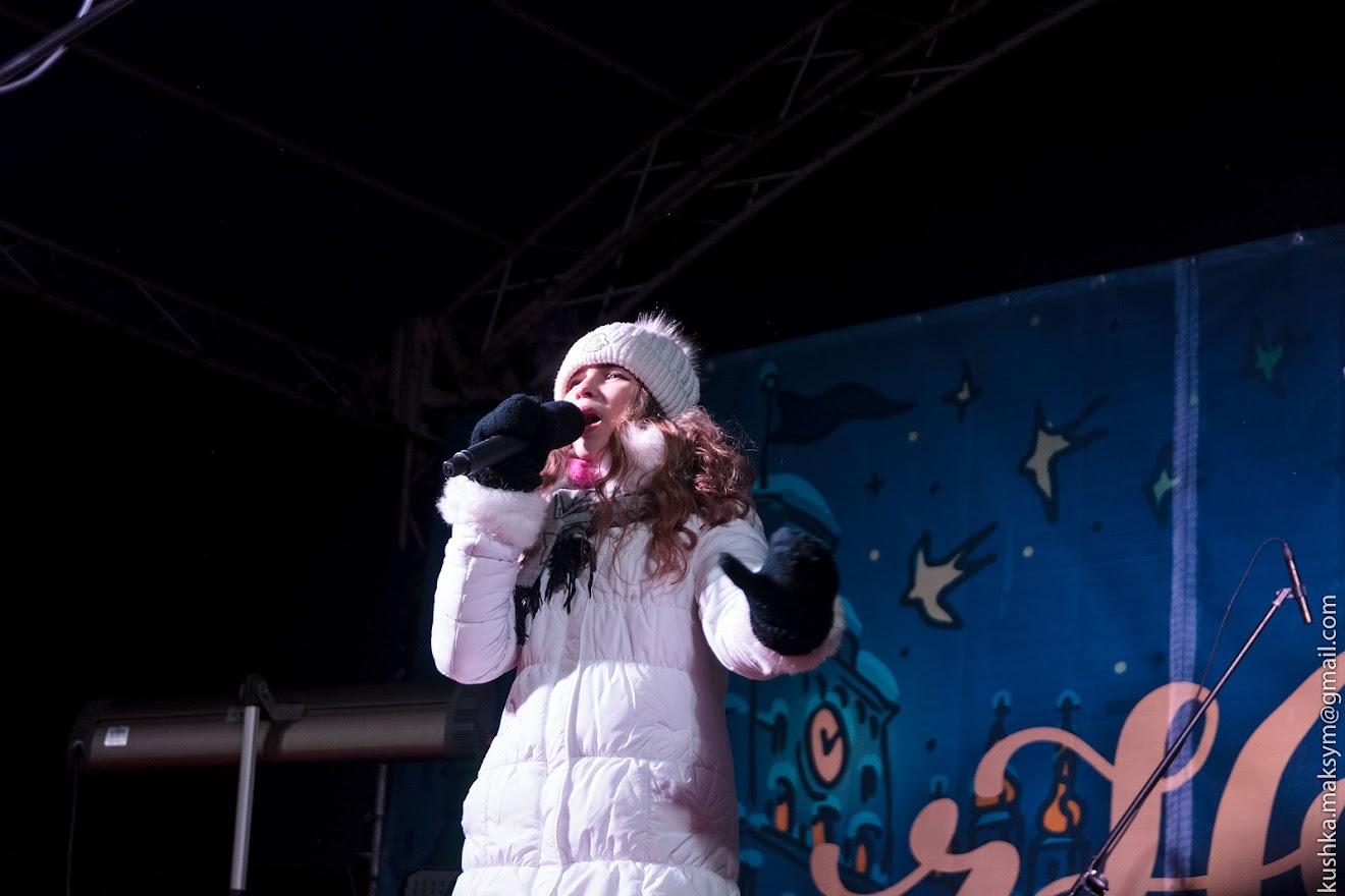 У фіналі караоке «Зірка на ялинці» виграла 12-річна Евеліна