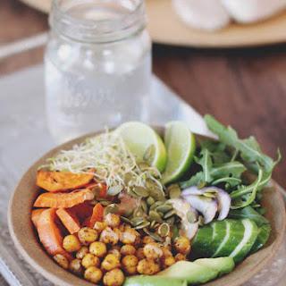 Savory Power Salad