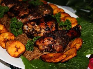 Jammin' Jamaican Jerk Sauce Recipe
