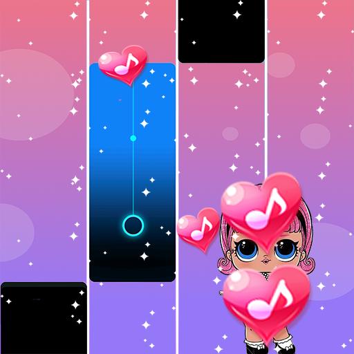 App Insights Pink Piano Surprise Dolls Lol Doll Games Apptopia