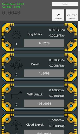 Hacker Simulation 0.5 screenshots 1