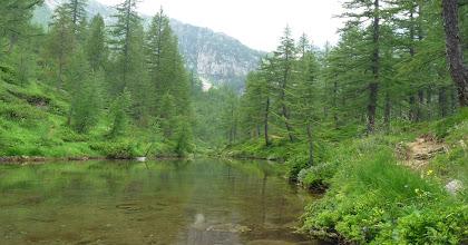 Photo: Alpe Veglia, Laghi delle streghe
