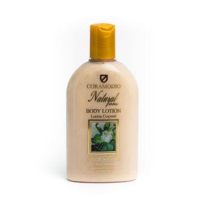 crema corporal natural fans fresca vainilla 230ml