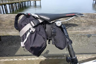 Photo: Excessive Saddlebags  What problem(s) does our tool roll solve? Excess saddle bag sagginess like this...  http://amzn.to/1gXdq9y