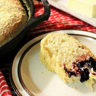 English Muffin Skillet Bread
