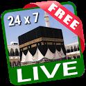 Watch Live Makkah 24 Hours HD icon