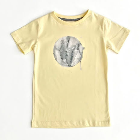One We Like T-shirt Earth Yellow