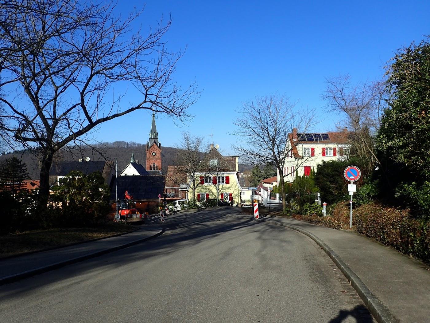 Badenweiler, la cité paisible