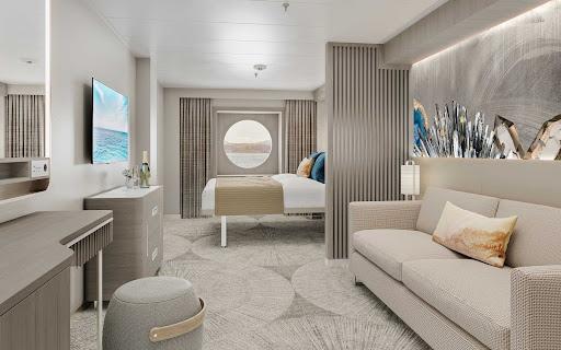 ncl-Prima-Large-Family-Oceanview.jpg -  A look at a large Family Oceanview stateroom on Norwegian Prima (digital rendering).