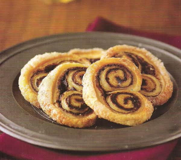Chocolate Palmiers Recipe