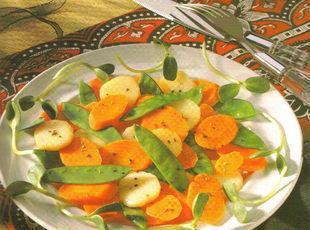 Carrots Chinoise Recipe