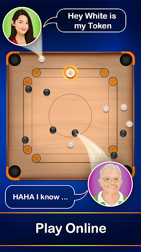 Carrom Board Game apkpoly screenshots 3