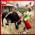 Angry Bull Simulator Escape icon