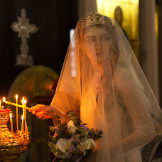 Wedding photographer Olesya Vereschagina (OleVer). Photo of 23.04.2016