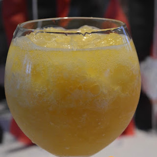 Tropical Brandy Slush