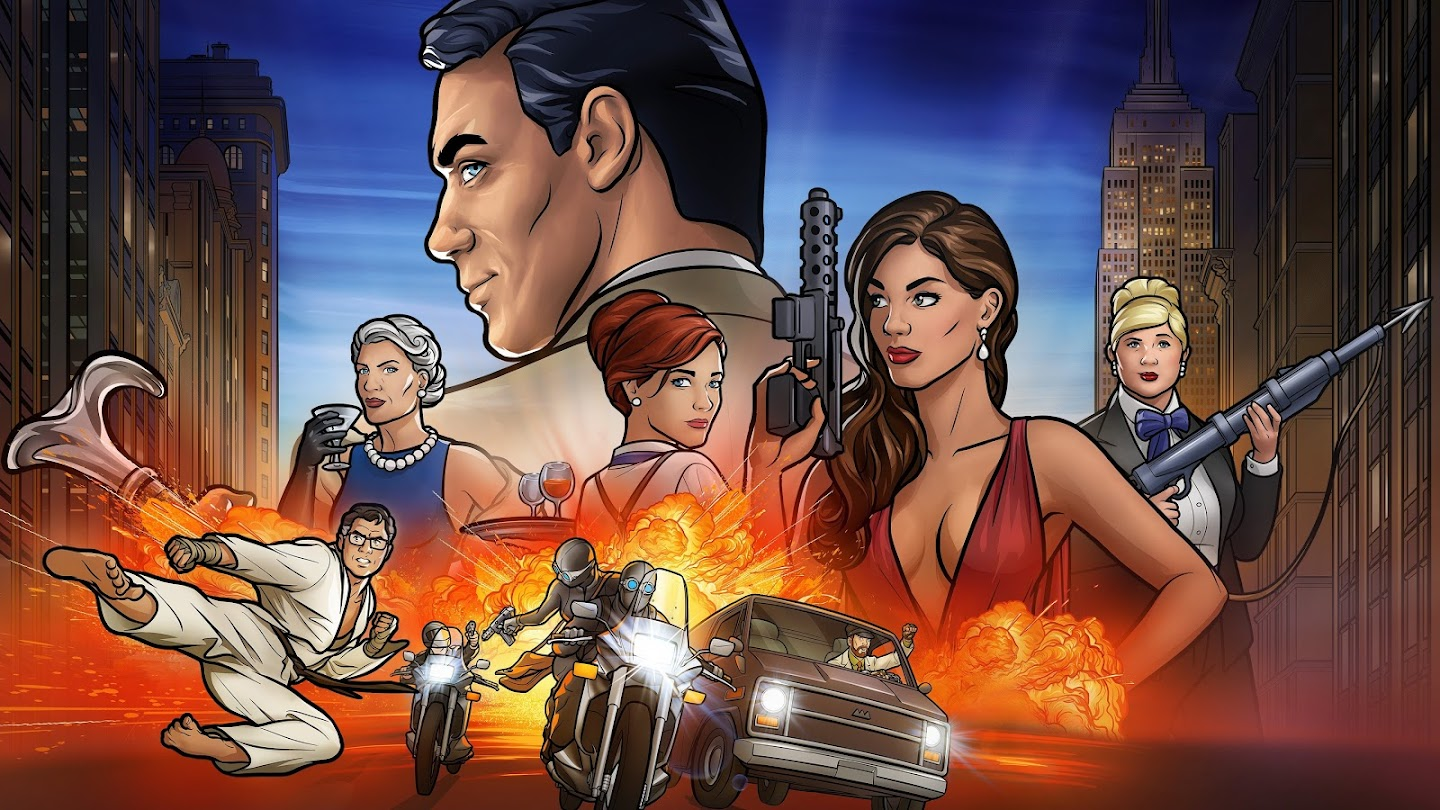 Watch Archer live