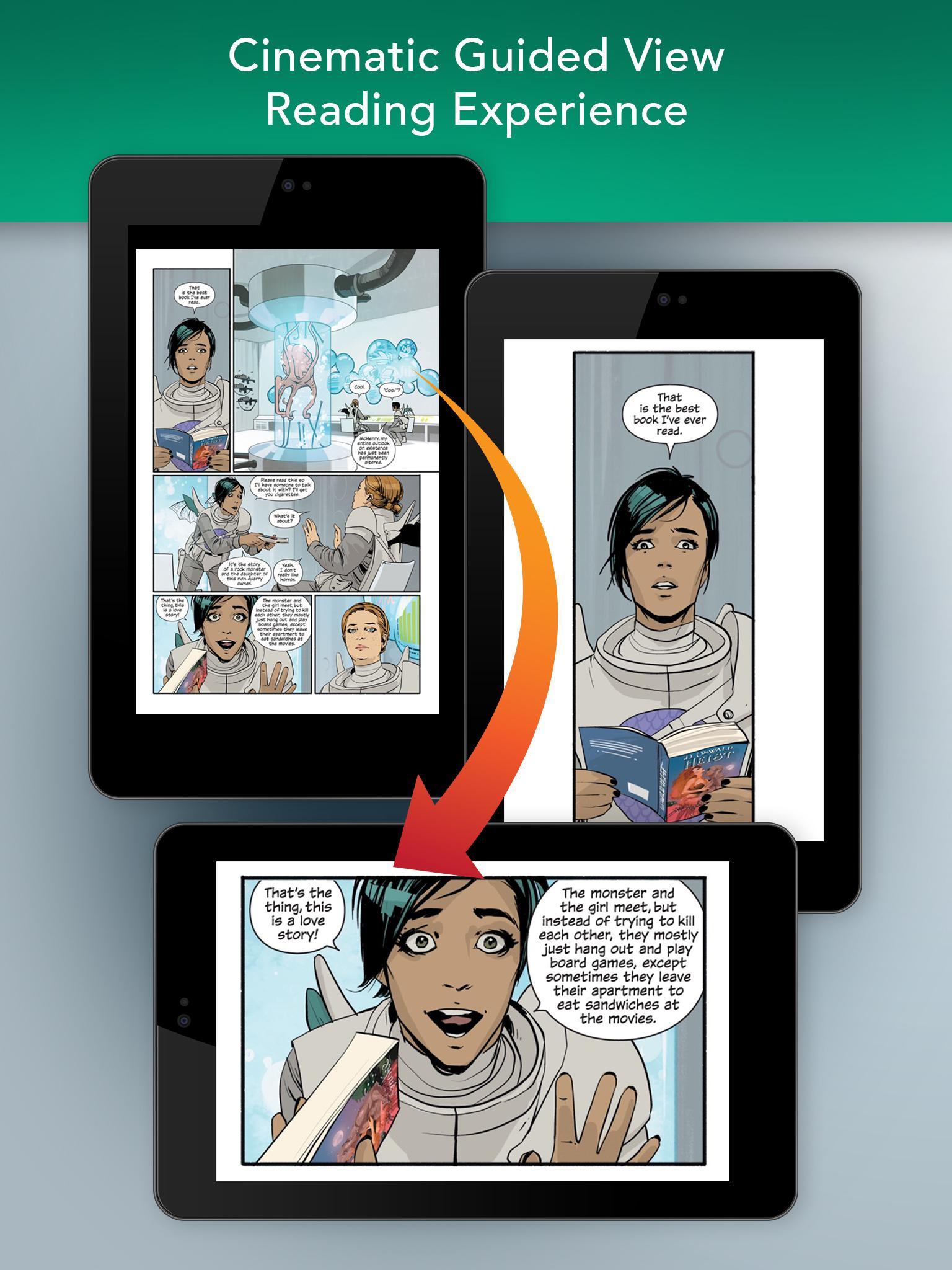 Comics screenshot #17