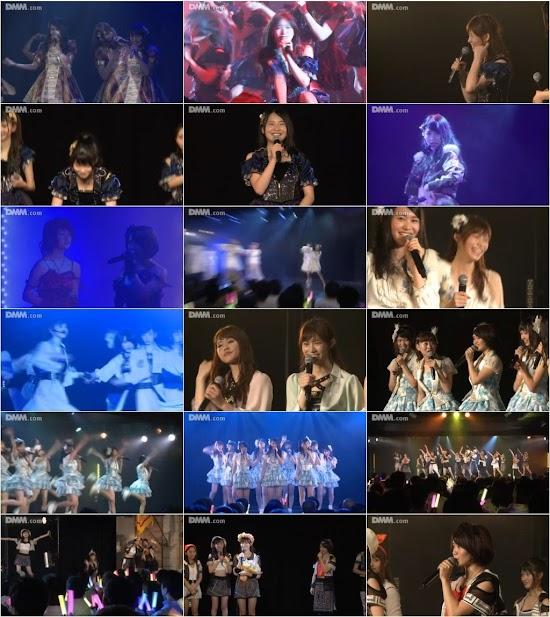 (LIVE)(公演) SKE48 チームS 「重ねた足跡」公演 後藤理沙子生誕祭 160621 160624