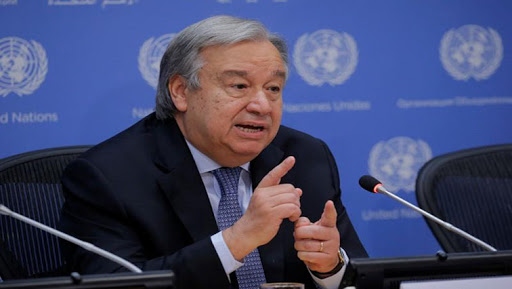Antonio Guterres recommended for 2nd term as UN Secretary General