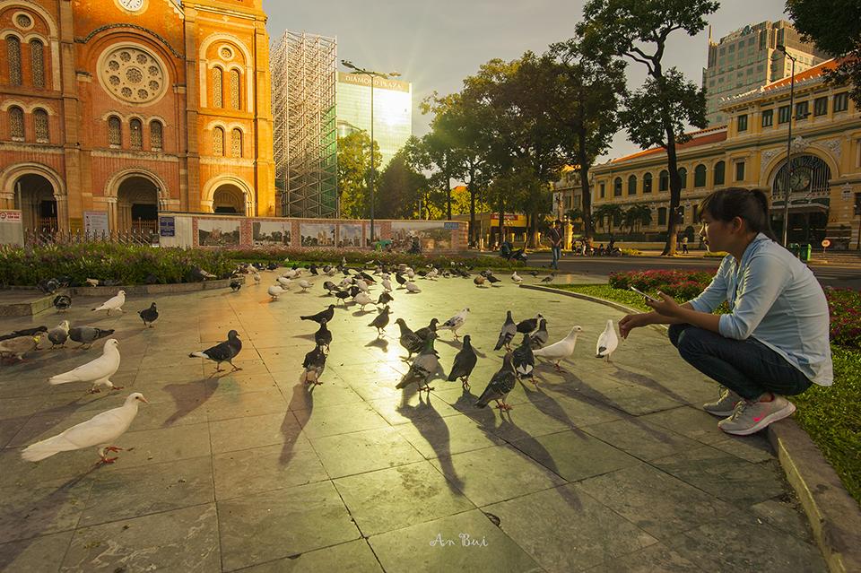 Saigon Notre Dam Cathedral