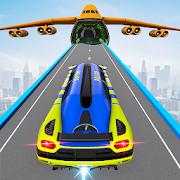 Police Limo Car Stunts Racing: New Car Games 2020