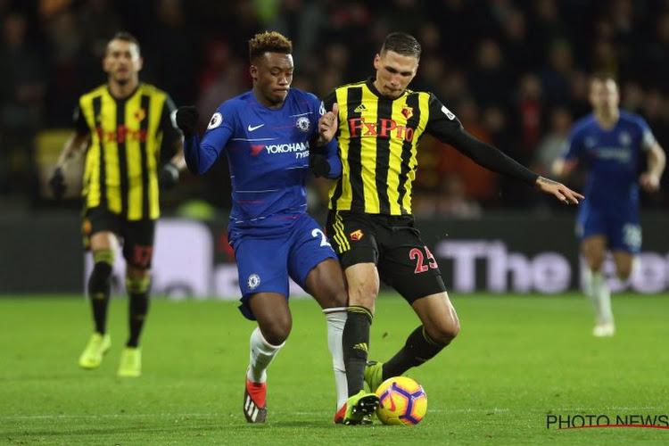 Officiel !  Chelsea offre un nouveau contrat à une de ses jeunes pépites