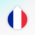 Drops: Learn French language vocabulary & spelling icon