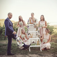 Wedding photographer Anett Bakos (Anettphoto). Photo of 09.03.2018