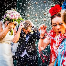 Wedding photographer David Quirós (quirs). Photo of 10.08.2016
