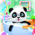 Baby Panda - The Cutest Pet Caring icon