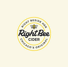 Right Bee Chicago Cider Semi Dry
