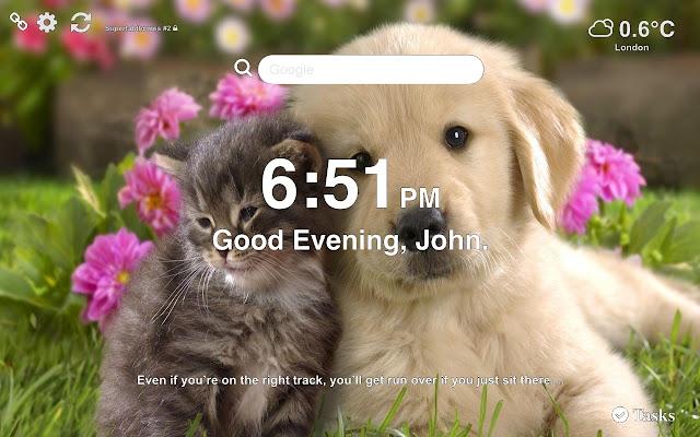 Dog Wallpaper HD NEW 2019 Tab Theme