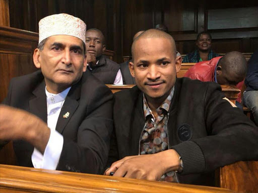 Appeals court upholds Babu Owino's election as Embakasi East MP