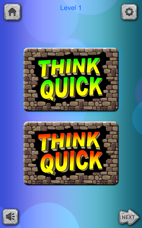 Think Quick –Classroom Edition- screenshot