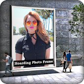 Hoarding Photo Frame