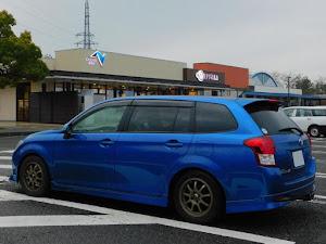 カローラフィールダー NZE161G 素のG 2015年式のカスタム事例画像 K通@ドリスピID3373506さんの2019年01月20日08:49の投稿